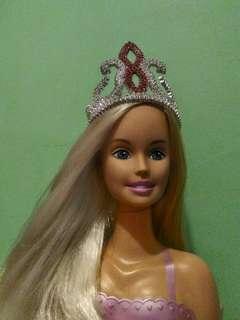 LF Barbie doll