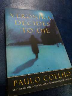 Veronika decides to die - Paulo Coelho (paperback)