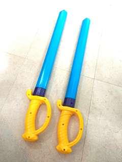 Water Gun - Pool Toy (24Inch blade squirter)