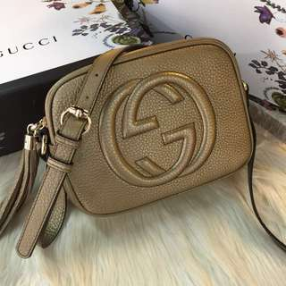 Gucci Disco Sling Bag(reduced price)#fastpayment