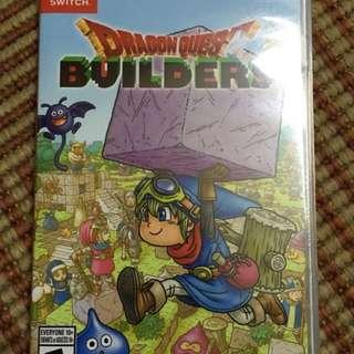 Dragon Quest Builder Nintendo Switch