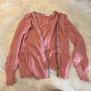 Pink Sweater (Repriced)