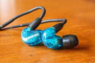 Shure SE215 Special Edition Earphones