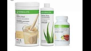 Herbalife康寶萊營養三杯水早餐