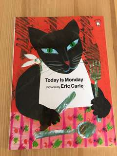 Today is Monday (Eric Carle)