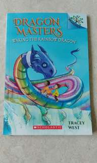 Dragon Masters Waking The Rainbow Dragon