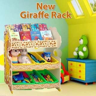 NEW GIRAFFE RACK-6 BOX