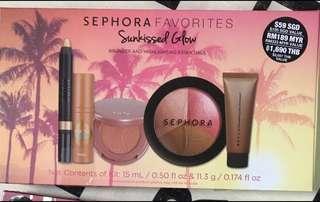 Reduced price Sephora favorites sunkissed glow