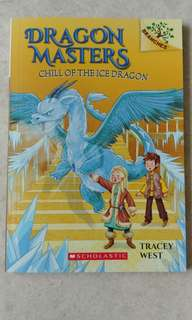 Dragon Masters Chill of the Ice Dragon