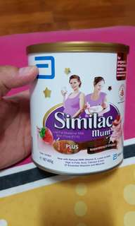 Similac Mum Strawberry (400g)