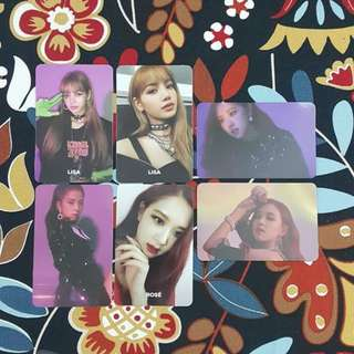 [WTT/WTS] Blackpink Photocard