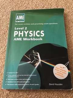 Level 2 physics AME