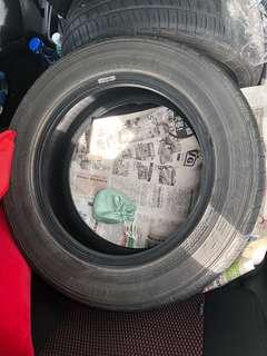 Falken Tyre MyVi 2nd Hand