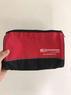 Chinabank Multipurpose Pouch