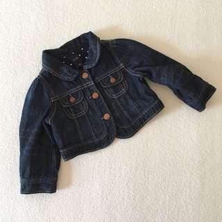 GAP Baby Denim Jacket
