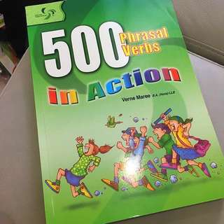 500 Phrasal Verbs in Action < 60% Off >