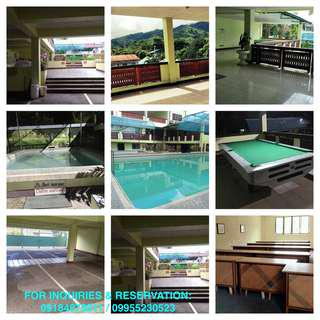 We are giving BIG DISCOUNT for July & August Bookings! Private Resort in Pansol