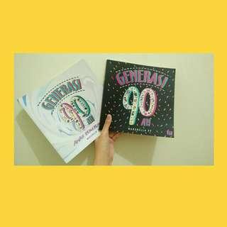 Generasi 90an by Marchella FP