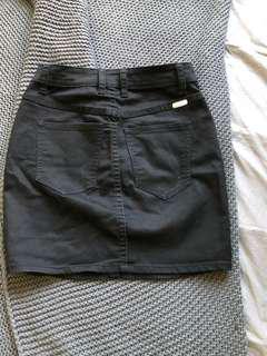Wrangler demin skirt