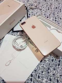 Iphone 8 Plus like new