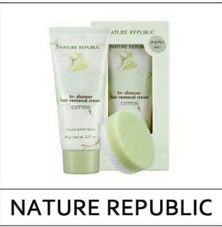 Nature Republic - In Shower Hair Removal Cream muraahh