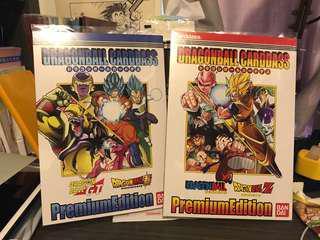 龍珠 dragonball carddass Z GT 超 premium edition 天下祭紀念閃卡