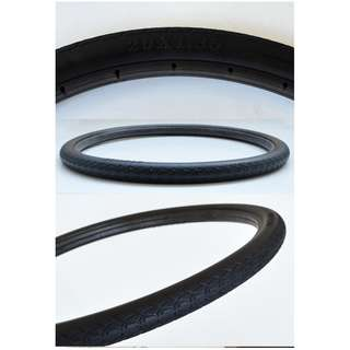 solid 28 inch bicycle rubber tyres available