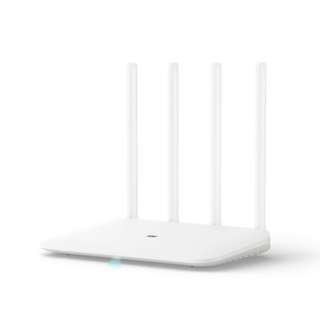 Xiaomi Mi Wireless Router 4 - Dual Band, 1167Mbps, APP Control, 4 External Antennas, MiNet One-key Connection (CVAII-B178)