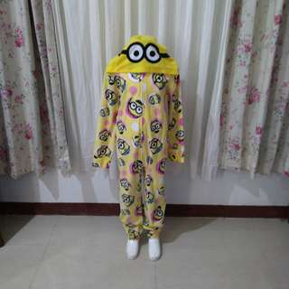 Minnion onesie