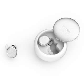 PaMu (from Padmate): Waterproof Wireless Earbuds -Never fall out! - Brand New in Box - White only