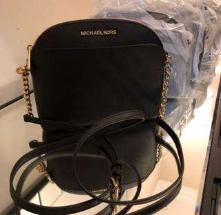 Authentic MK EMMY DOME Crossbody