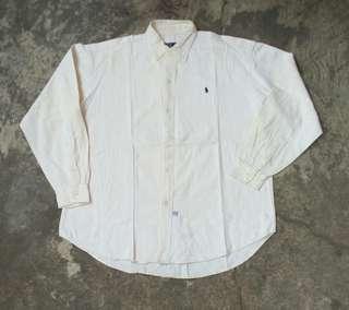 Ls Shirt Polo Ralph Lauren size XL