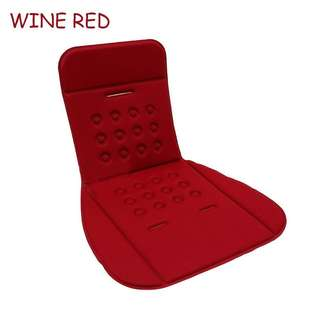 Stroller Pad in Wine Red Colour (Free Normal Mail)