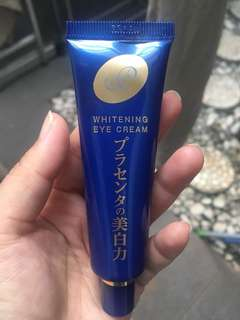 Meishoku Placenta Whitening Eye Cream