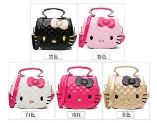 Mini Hello Kitty bag for kids
