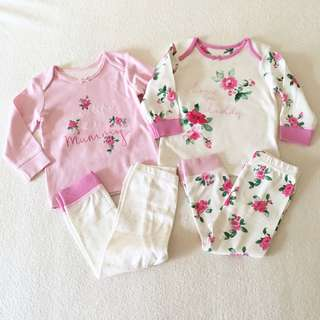 Mothercare Pyjamas Set
