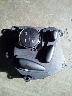 Mercedes W211 Seat Control Switch