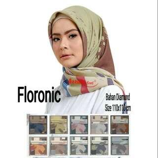 Azzura scarft