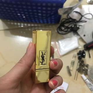YSL lipstick trvl size