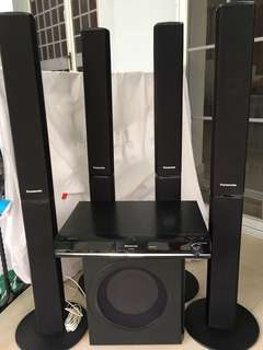Panasonic SA-PT870 HI-FI SET