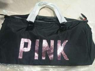 Pink bag :)