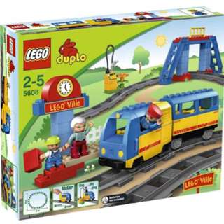 Duplo Lego Train starter set (5608)
