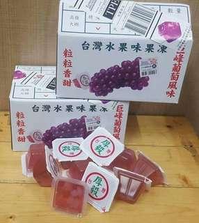 🚚 【預購】台灣水果味果凍400G