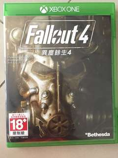 Xbox One Fallout 4 selling
