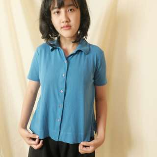 Buttoned-up shirt
