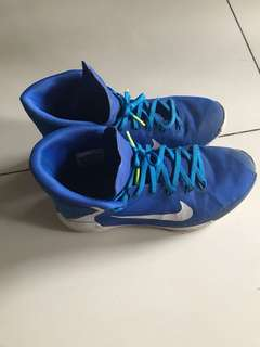 Authentic Nike high cut rubber shoes