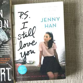 P.S. I Still Love You by Jenny Han (Book 2)