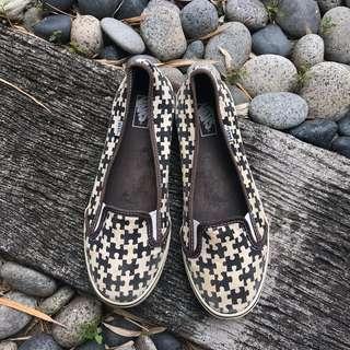 Puzzle Vans Sneakers