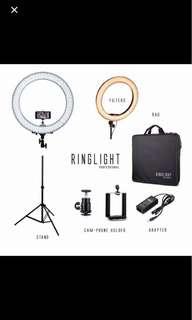 makeup ringlight