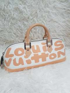 Authentic lv alma long graphity limited!